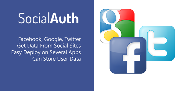 SONHLAB Social Auth For PHP Application
