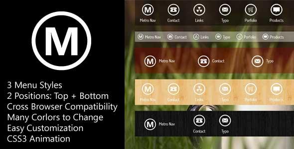 MenuStation - Real Unlimited Responsive Menu - 7