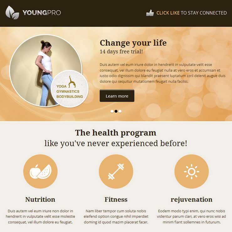 youngpro-html-facebook-theme