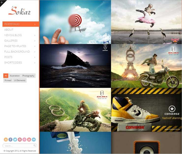 sokar-responsive-fullscreen-wordpress-portfolio-themes